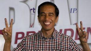 Jokowi Indonesian President