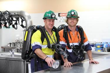 NSW Mines Rescue To Appear On Foxtel's The Dinner Project