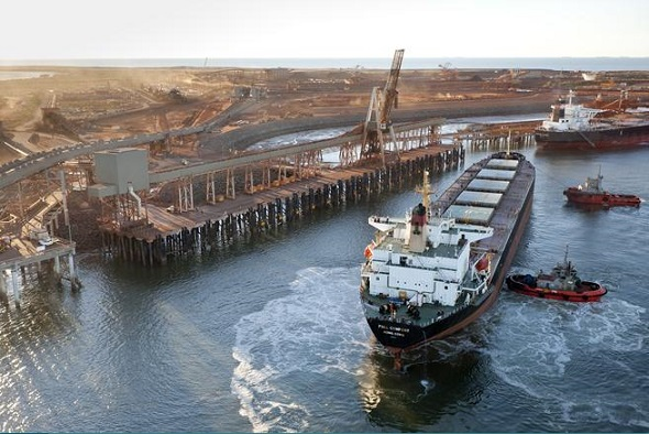 Exponential growth in Qld resources exports