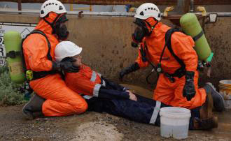 Emergency responders put to the test in WA comp