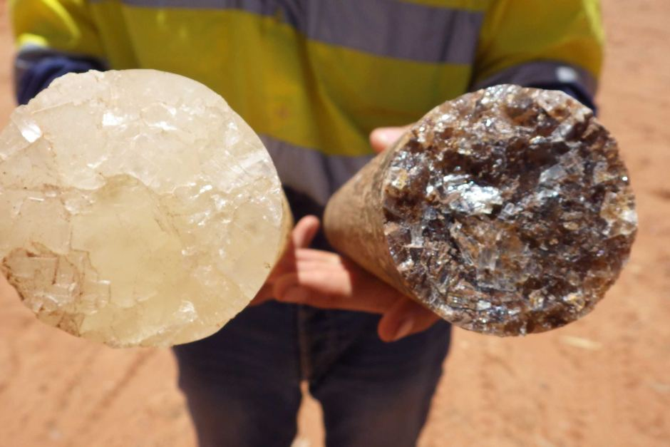 Salt mine to create 360 jobs in NT