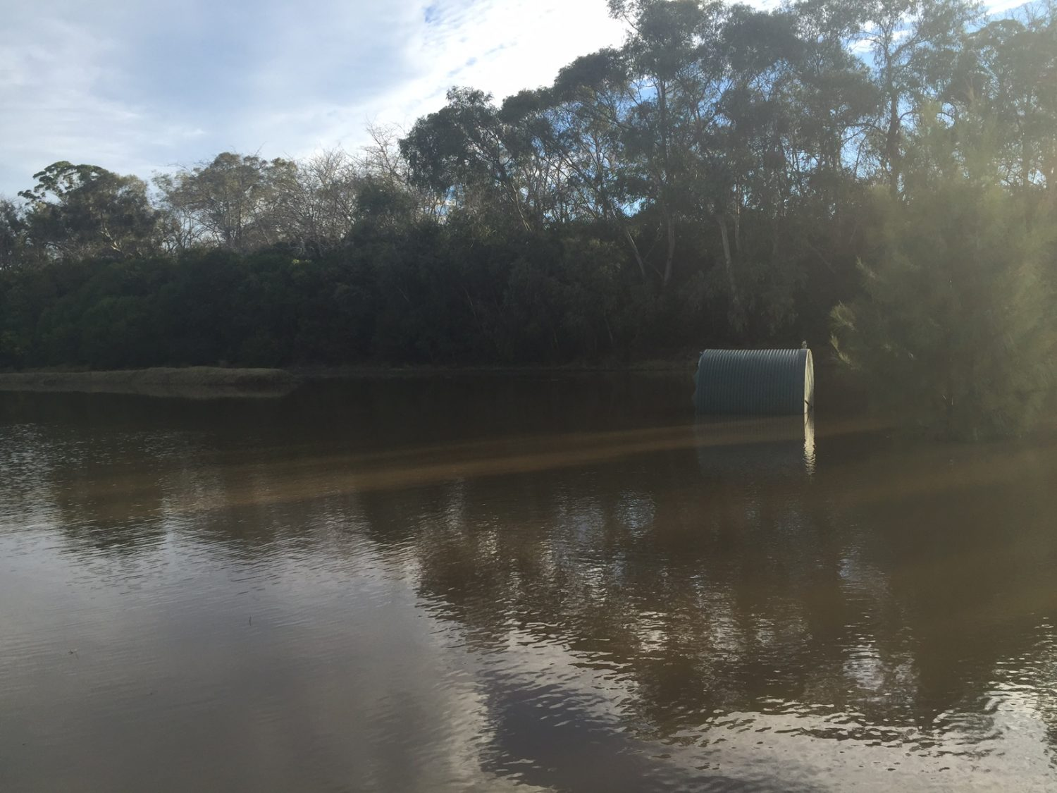 Contamination concerns after CSG wells flood