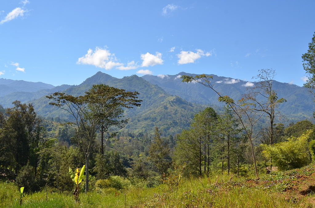 Proposed drilling: Crown Ridge Wabag Project, PNG