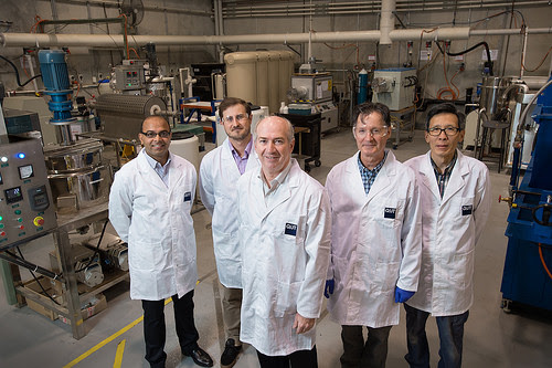 QUT creates Australia's first lithium-ion battery
