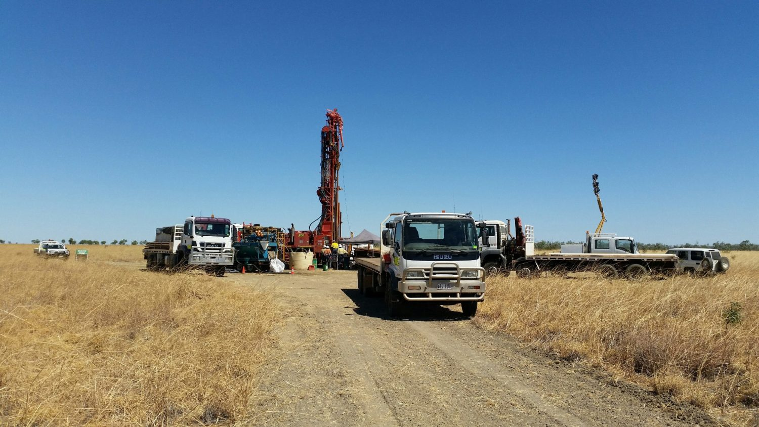 Success at Bluebush project in Super Basin