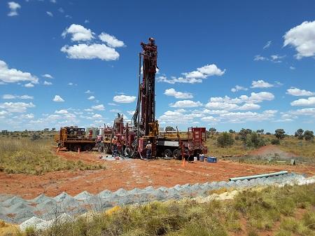 Ernest Giles – Drilling Approvals Received