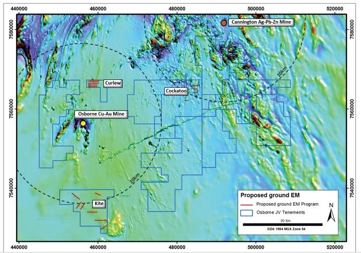 JOGMEC in base metals ground survey near Cloncurry