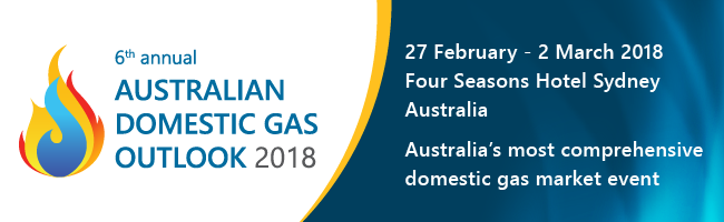 The Australian Domestic Gas Outlook 2018 Learning Sessions