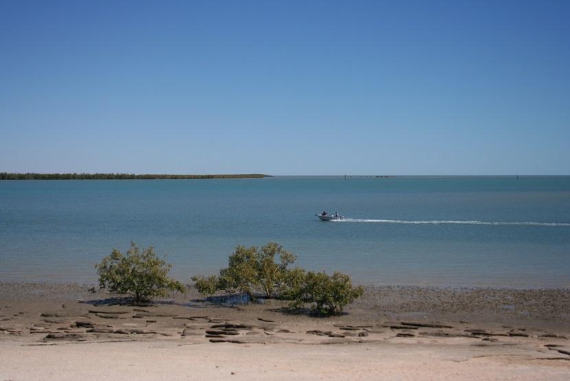 North West Queenslanders sure to dig new Kurumba dredge works