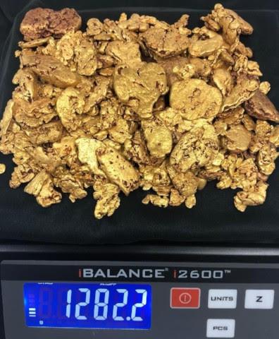 Bulk Sampling Of 47K Patch Conglomerate Gold Approved Karratha