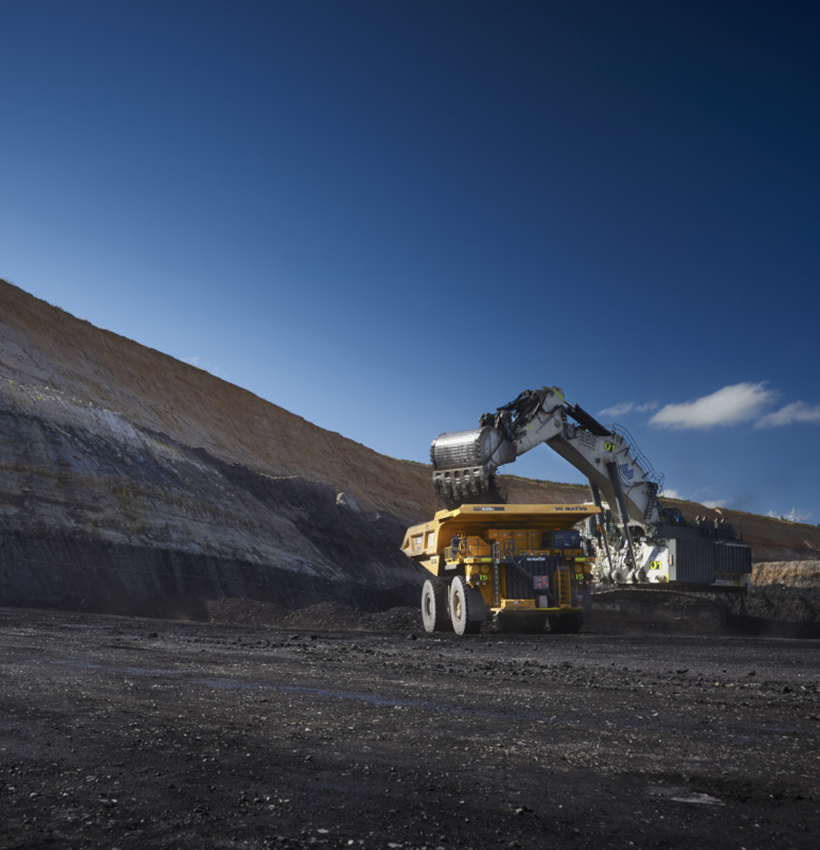 Job ads in the mining sector increased 34% in May