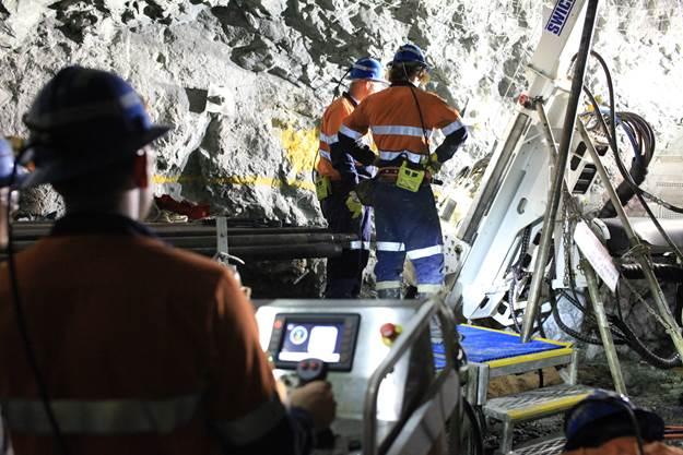 10 million metres of diamond core drilled