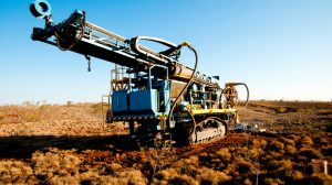 Mineral exploration in South Australia