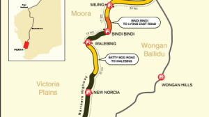 Notorious Mining Road Gets Safety Upgrade