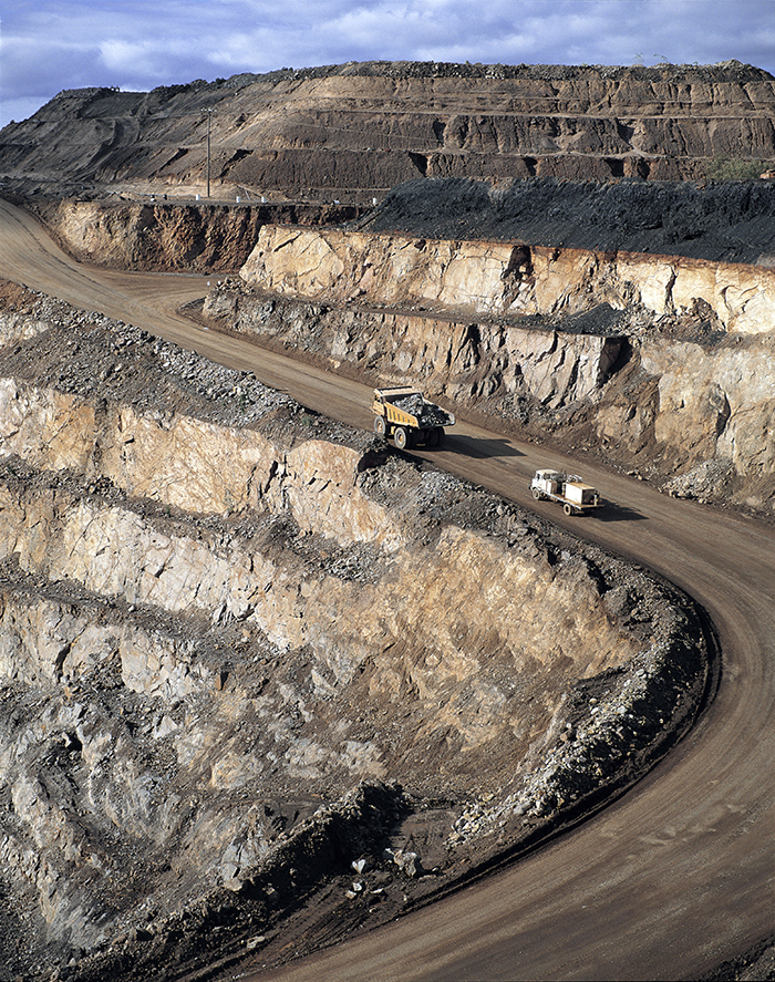 Opinion: AUSTRALIA'S MINING SECTOR MUST STEP UP