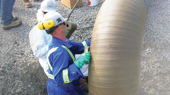 Leaders in corrosion prevention & sealing technology