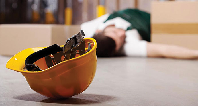 Work-related injuries killed 195 workers last year