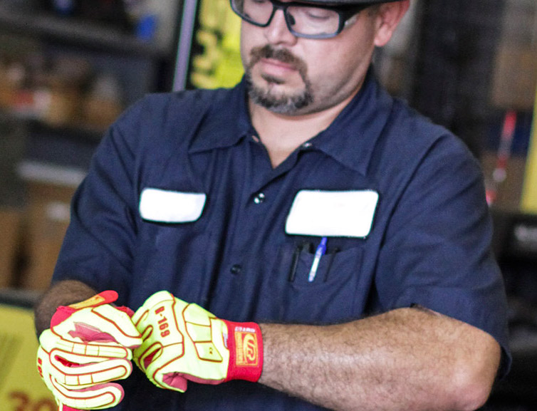 Selecting the best hand protection for the task