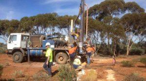 Fraser Range Drilling Commences