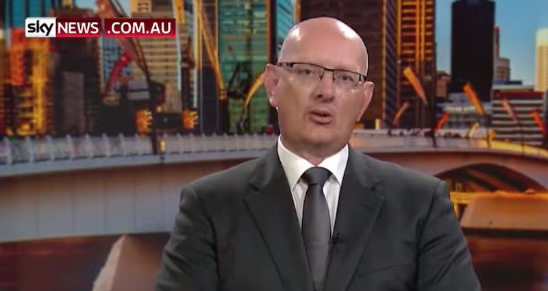 Shayne Neumann has clashed with the ALP over Adani