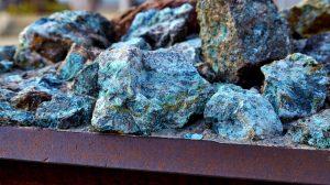 Alkane copper