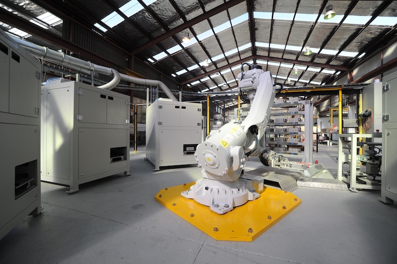 Scott's world leading robotic sample preparation solutions, featuring Rocklabs crushing and pulverising equipment