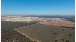 Vickery coal mine
