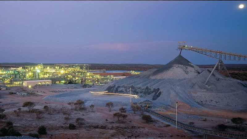 BHP-Nickel West Australia
