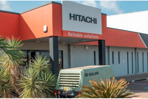 Sullair Australia and Hitachi