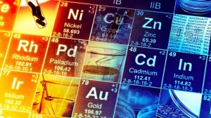 critical raw materials list