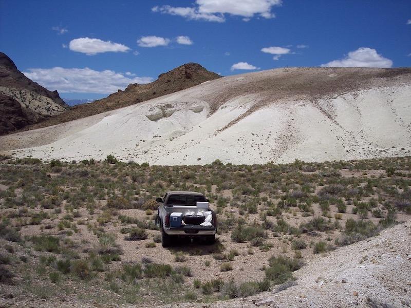 Rhyolite Ridge